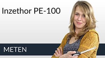 Meetinstructies Inzethor PE-100